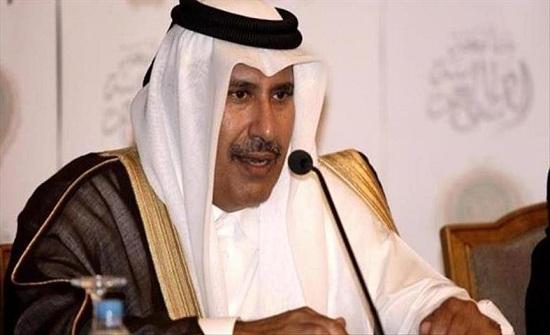 حمد بن جاسم للأردنيين :  ما يجري مخطط خارجي لتقبلوا صفقة القرن  وثقوا بالملك