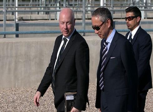 غرينبلات يغازل عباس ويكشف عن اجتماعات سرية بواشنطن