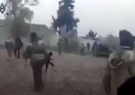 شاهد ... معارك الجيش السوري الحر في عفرين