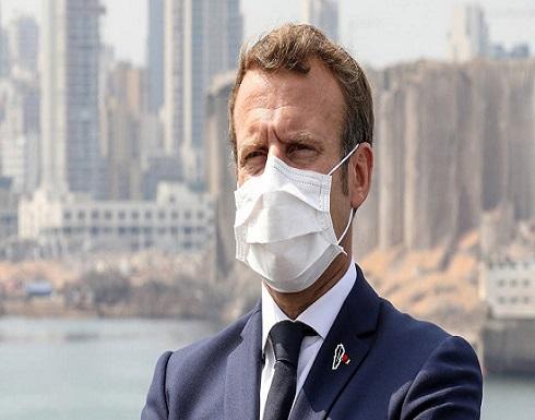 """بعد لبنان.. ماكرون يصل بغداد لدعم """"سيادة"""" العراق"""