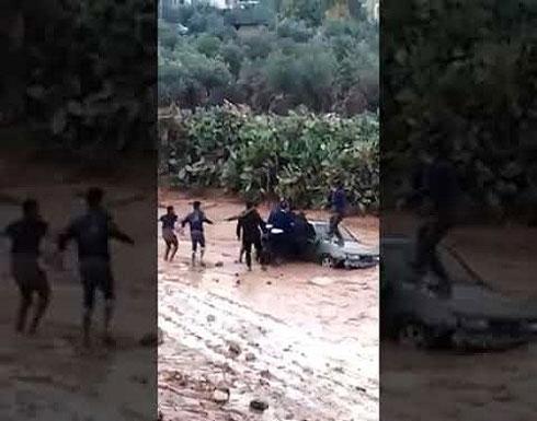 إخلاء 4072 شخصا في محافظة معان ولواء البترا