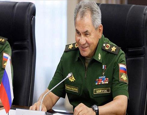 وزيرا دفاع مصر وروسيا  يبحثان التعاون  العسكري  والأوضاع  بالمنطقة