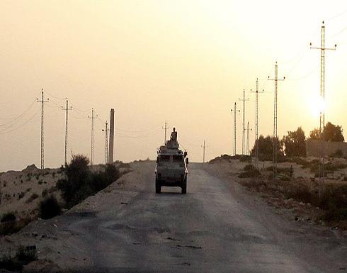 مقتل 3 وإصابة 2 في هجوم إرهابي شمال سيناء