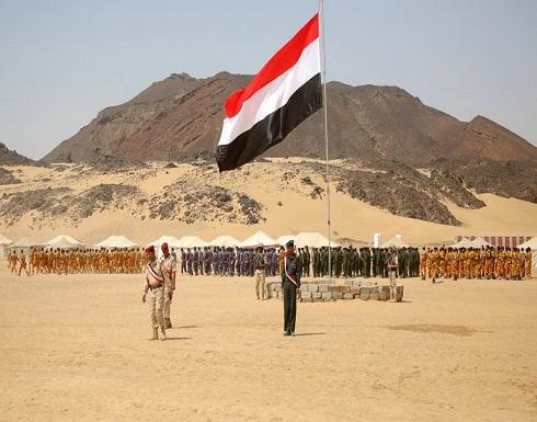 مقتل 7 عسكريين يمنيين بصاروخ حوثي على القيادة المشتركة بمأرب