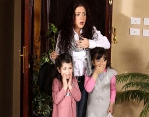 """شاهدوا كيف اصبحت اليوم ابنة أحمد زاهر.. طفلة سلسلة أفلام """" عمر وسلمى """"!!"""