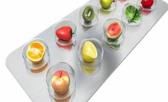 العلماء يكشفون عن بديل الفيتامينات