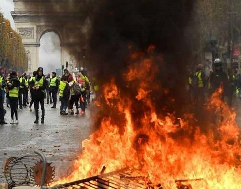 المتظاهرون يهددون بالتصعيد.. باريس تترقب مواجهات جديدة