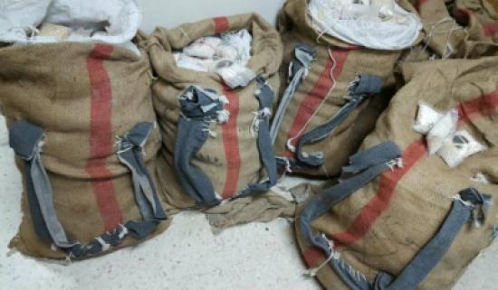 حرس الحدود : إحباط تهريب 1.6 مليون حبة مخدرات