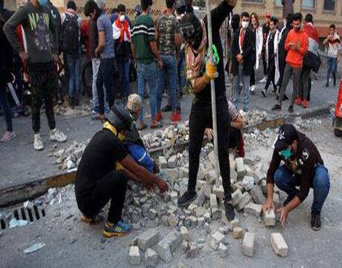 العراق.. سقوط 18 قتيلا وإصابة 108 آخرين خلال صدامات في الناصرية
