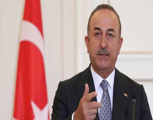 """تشاووش أوغلو: الطلب من تركيا عدم استخدام """"أس-400"""" غير مقبول"""