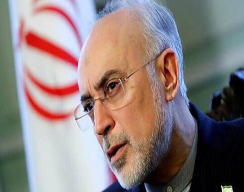 رئيس منظمة الطاقة الذرية الإيرانية: طهران لن تقبل أي شرط مسبق لرفع العقوبات