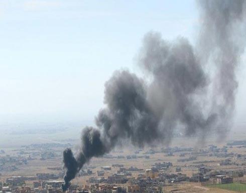 مصادر طبية: مقتل 300 مدني معظمهم نساء واطفال في قصف الجوي على تلعفر