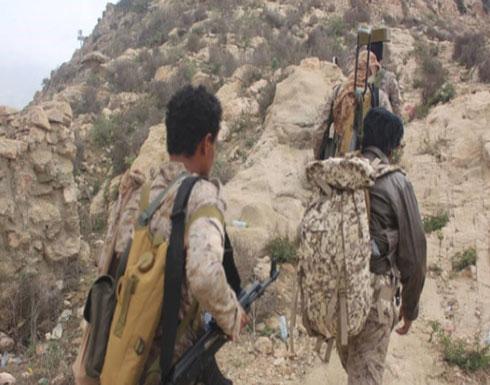 الجيش اليمني يحقق تقدماً جديداً في جبهة نهم شرق صنعاء