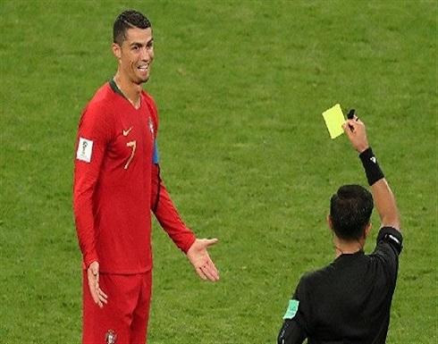 المدرب البرتغالي يتحدى مواطنيه: رونالدو يستحق الطرد