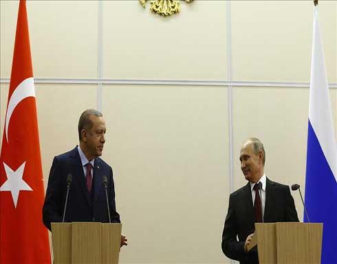 أردوغان: متفقون مع روسيا بخصوص التركيز على إيجاد حل سياسي لسوريا