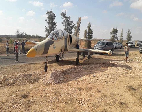 بالفيديو : طائرة حربية ليبية تخترق أجواء تونس.. واعتقال قائدها
