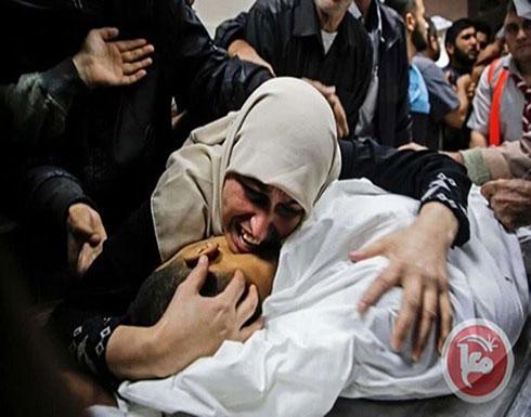 شاهد : بالأسماء-16 شهيداً في اليوم الثاني للعدوان على غزة