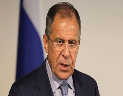 لافروف: السعودية لم تطلب أي وساطة بشأن الهجمات على المنشآت النفطية