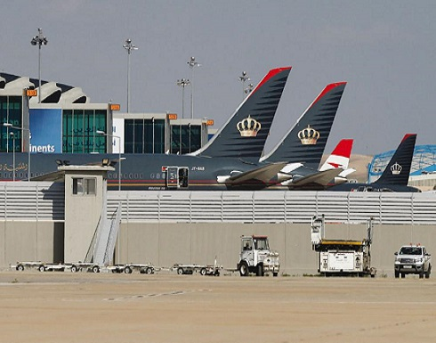 صناعة الأردن تطالب بفتح المطار بشكل كامل