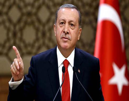 أردوغان: هناك محاولات غربية تسعى إلى ربط ديننا بالإرهاب