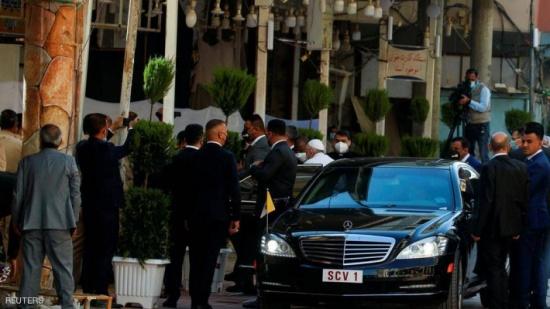 البابا فرنسيس يلتقي المرجع علي السيستاني في النجف