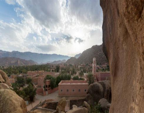 """""""صورة اليوم"""" من ناسا تكشف جبال الأطلس الصغير بالمغرب في مشهد فريد"""