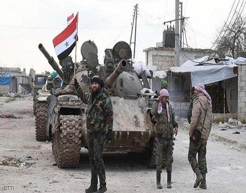 بعد اتفاق التهدئة في درعا.. بدء تسليم الأسلحة