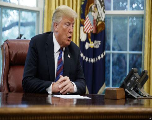 ترامب يجري محادثات 'جيدة جدا' مع الرئيس الصيني حول التجارة