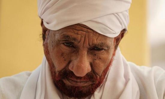 """الصادق المهدي ينسحب من مؤتمر لـ""""الشؤون الدينية السودانية"""" احتجاجاً على التطبيع مع إسرائيل – (صورة)"""