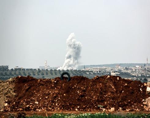 روسيا:الضربات الأمريكية انتهاك للسيادة السورية ولن تساعد العملية السياسية