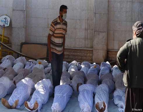 الأمم المتحدة: مقتل أكثر من 350 ألف مدني في سوريا ما بين 2011 و 2021