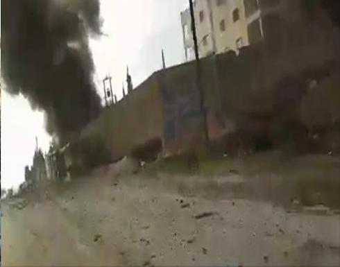 روسيا والنظام يكثفان قصف حلب ومناطق عدة بسوريا