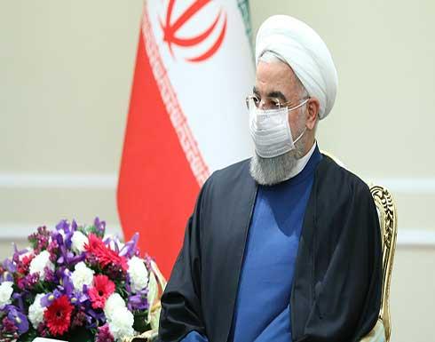 روحاني يؤكد على ان بلاده ستدافع عن الشعب الفلسطيني بكل ما لديها من قوة
