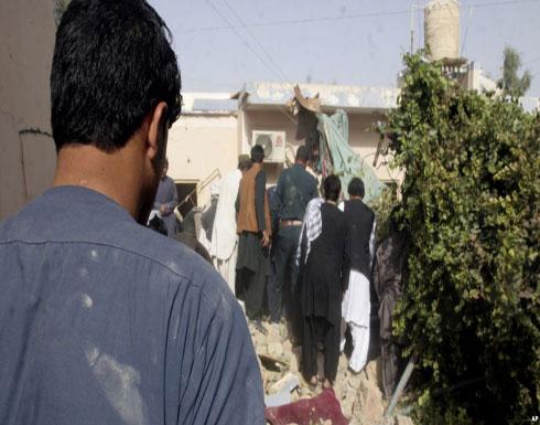 أفغانستان.. قتلى بهجوم انتحاري على تجمع انتخابي