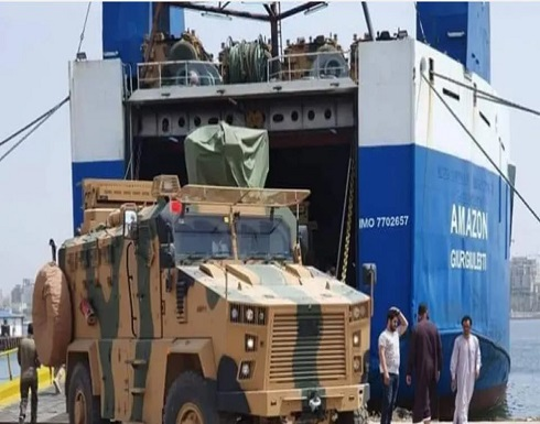 الأمم المتحدة: هناك انتهاكات صارخة لحظر توريد السلاح لليبيا