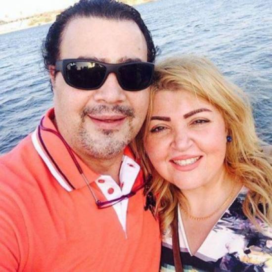 بالصور - كيف احتفل مجدي كامل وزوجته بعيد ميلاد ابنهما من ذوي الإحتياجات الخاصة؟