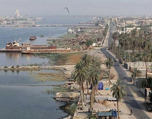 بالصورة : بأمر من خامنئي.. إيران تقطع المياه عن العراق