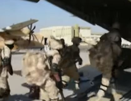 شاهد ... الجيش المصري يطلق عملية واسعة في سيناء
