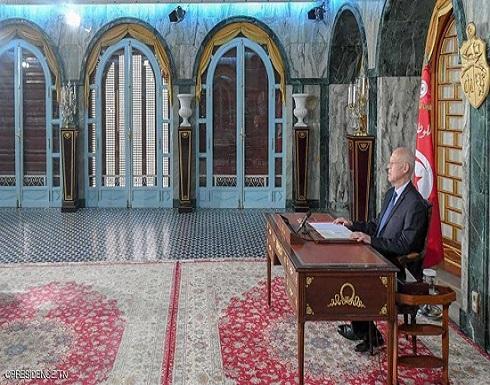 الرئيس التونسي قيس سعيد يمدد تعليق عمل البرلمان
