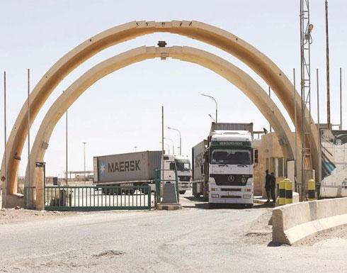 بدء عملية تصدير المنتجات الزراعية إلى العراق قريباً