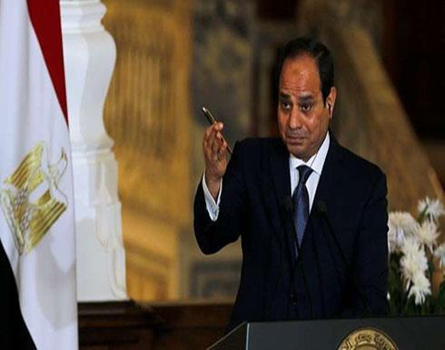 السيسي يقر تعديلا عاشرا على اتفاقية المساعدات الأمريكية لمصر
