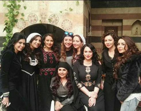 وفاة ممثلة باب الحارة بعد حادث مأساوي – صورة