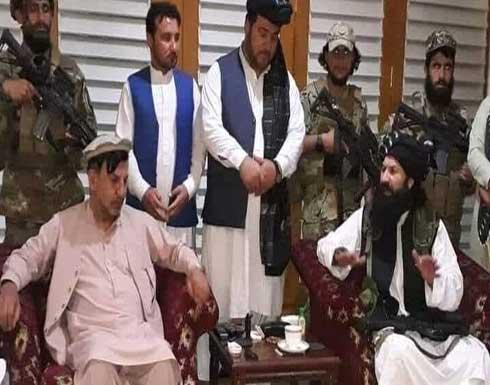 شقيق الرئيس الأفغاني يبايع حركة طالبان .. بالفيديو
