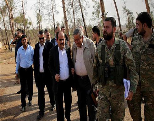 رئيس الائتلاف السوري: تنفيذ اتفاق سوتشي يقوّي الحل السياسي