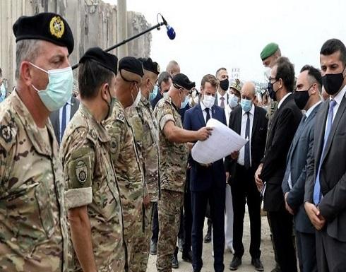 """سياسة فرنسا تدعو إلى""""ضغوط قوية"""" لتشكيل حكومة لبنان"""