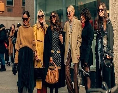 أبرز ملابس الشارع في أسبوع نيويورك للأزياء