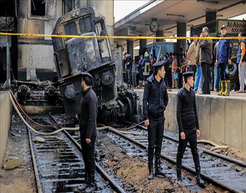 وزيرة الصحة: ارتفاع ضحايا حادث قطار محطة مصر إلى 22 قتيلًا
