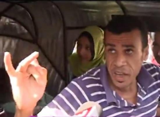 أول تصريح من سائق التوك توك الذي اثار ضجة في مصر.. ماذا قال؟
