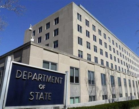 الخارجية الأمريكية: نعمل على كل المستويات لوضع حد للصراع