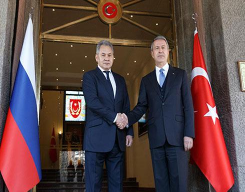 """روسيا وتركيا تتحدثان عن """"إجراءات حاسمة"""" في إدلب"""
